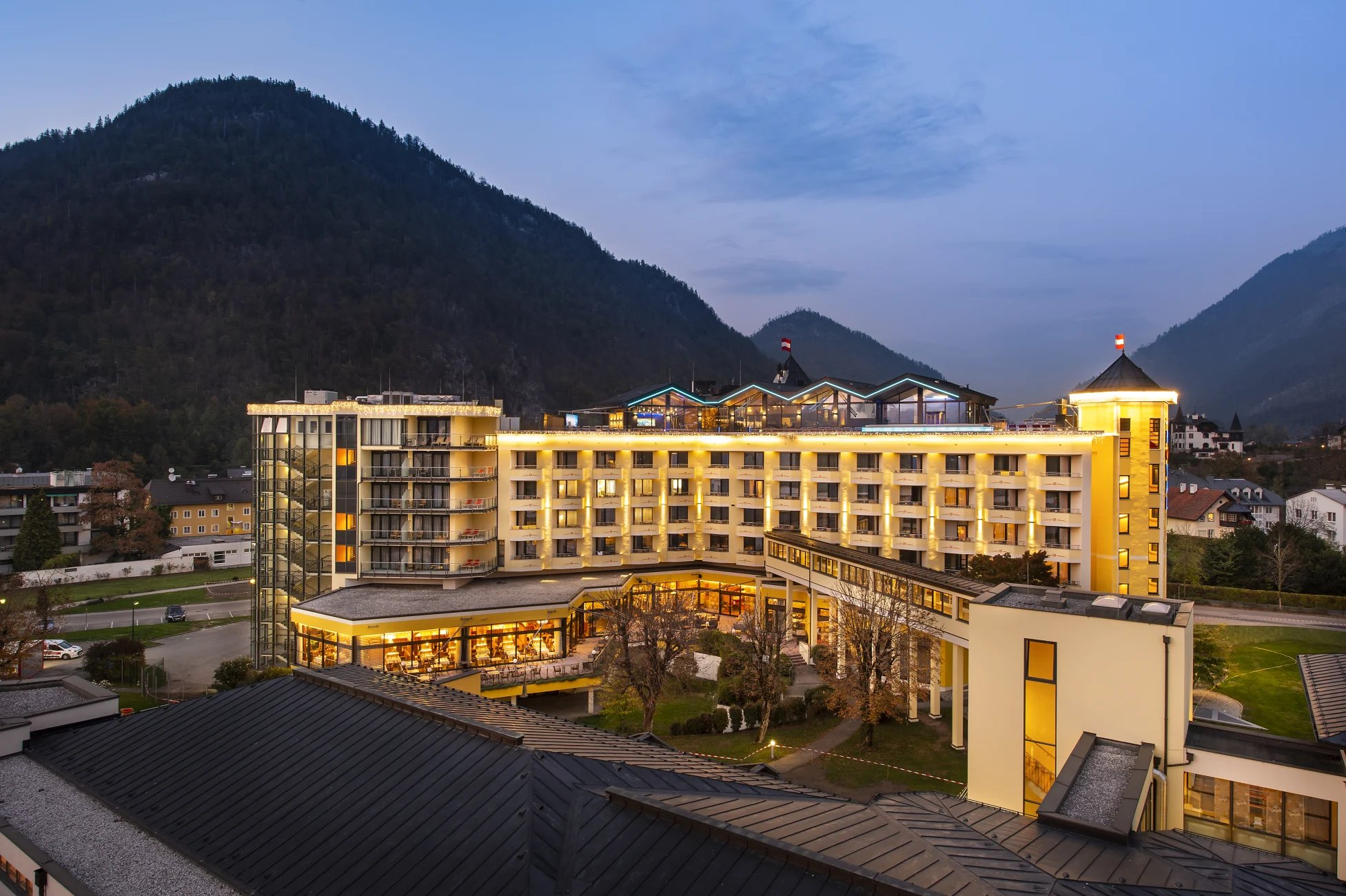 Bad Ischl ****-S Hotel Eurothermen Resort